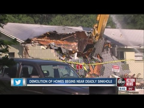 final report released in deadly sinkhole tragedy