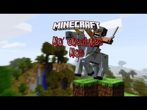 Minecraft 1.7.2/1.7.10 - Descargar e Instalar Mo Creatures Mod