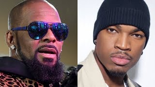 """Ne-Yo AIRS R Kelly All The Way OUT """"He Almost Smacked 