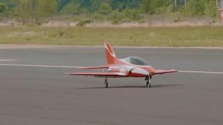 T-1 Models T One - Mississippi Afterburner Jets 2018