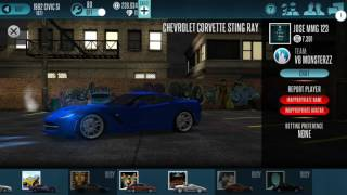Racing rivals SCAMMER 2