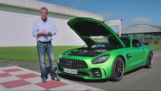 The Mercedes AMG GTR Review by Jeremy Clarkson