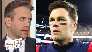 Poor Tom Brady, the Patriots got robbed and I don't feel sorry for them! -Max Kellerman | First Take
