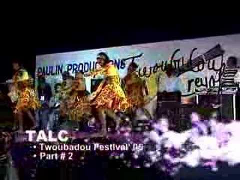 Twoubadou Kreyol Dance Contest