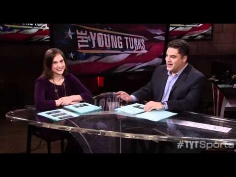 Women\'s Arm Wrestling! - TYT