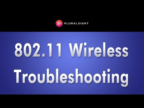 Troubleshooting Common 802.11 Wireless Problems on Cisco Networks