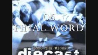 Watch Diecast Final Word video