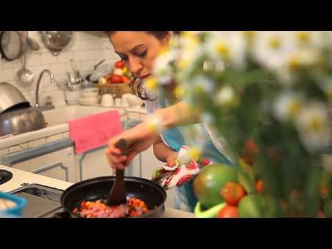 Receta de Pasta con Suspiro de Gloria | Crema de Leche Alquería