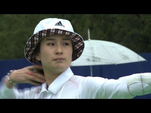Ind. Match #6 - Tokyo - Archery World Cup 2012