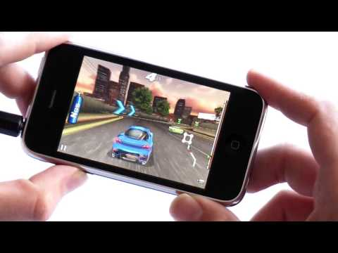 Fast & Furious: Official iPhone Game of New Movie