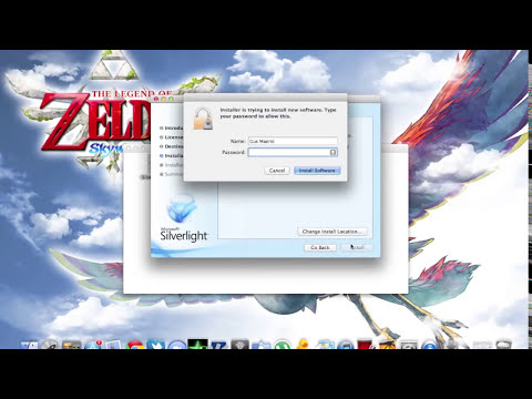 How To Install Windows Media Player 11/12 On Mac OS X Lion