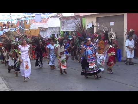 Recorrido- Fiesta de los remedios Comonfort, Gto Noviembre 2013 parte 4