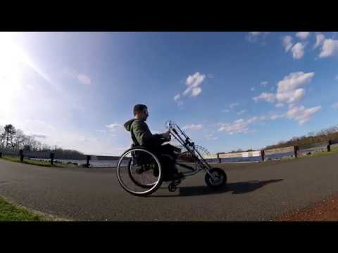 Rio Mobility Dragonfly: Handcycle For Wheelchairs (Review)