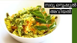 AVIYAL / അവിയല്‍ / MUST FOR SADHYA / KERALA SPECIAL
