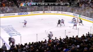 Jonathan Quick Top 10 Saves of 2013-14 Playoffs