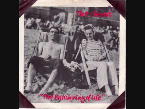 Chords - The British Way Of Life
