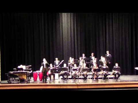 Fraser High School Jazz Band Performance 2, Chicago 2014