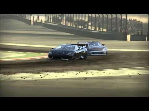 Lamborghini Gallardo Lp560 Need for speed shift 2