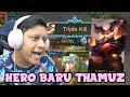 Hero Baru Skill 1 No Delay !!!   Mobile Legends Indonesia