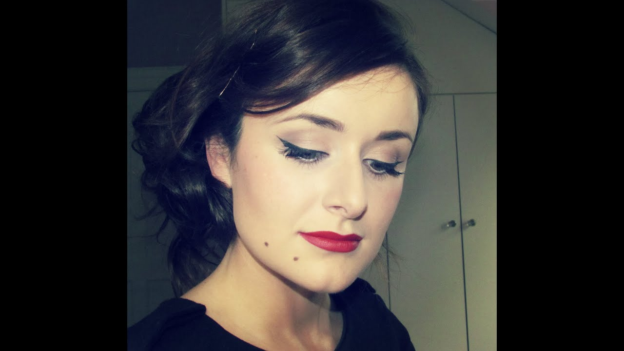 1940s makeup youtube