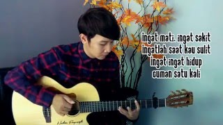 Download Lagu (Wali) Tobat Maksiat 'ToMat' - Nathan Fingerstyle | Guitar Cover Gratis STAFABAND