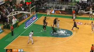 SIENA-PANATHINAIKOS 53-72 PANATHINAIKOS HIGHLIGHTS