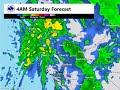 Precipitation Forecast - January 15-16, 2016