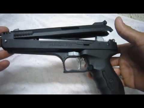 Pistola de pressão beeman p17