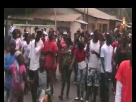 WA LAMIN VILLAGE 2013 CARNIVAL - THE GAMBIA