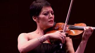Anne Akiko Meyers Plays Bach's 'Air' on the ex-Napoleon/Molitor Stradivarius Violin