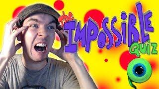The Impossible Quiz - Part 1   THIS MAKES NO SENSE!!!