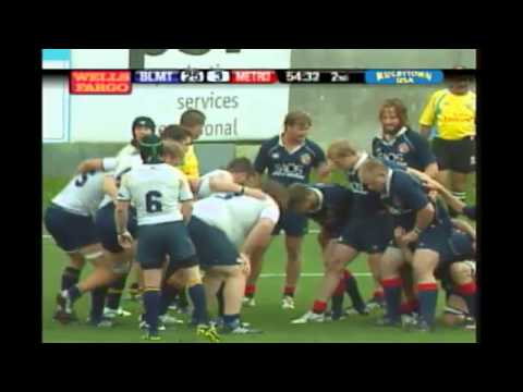 Belmont Shore vs. Metropolis - Semifinal Match - USA Rugby DIvision I National Championship