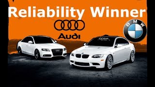BMW vs Audi Reliability