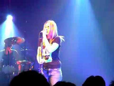 Anouk - Michel (Live @ de Oosterpoort 19-01-08)