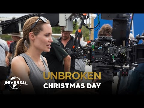 "Unbroken – Featurette: ""Angelina Jolie"" (HD)"