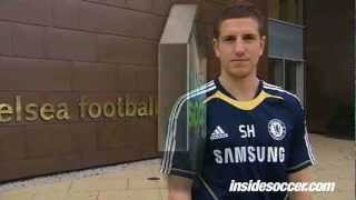 Chelsea FC Academy Soccer Drills - Individual Soccer Training Program