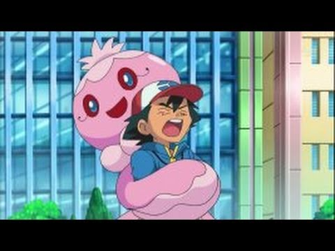 Review: Pokemon Best Wishes Ep. 26 *tentacle Rape* video