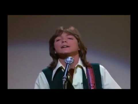 """DAVID CASSIDY and Partridge Family  ~ """"I WOKE UP IN LOVE THIS MORNING"""" **** HD/HQ AUDIO"""