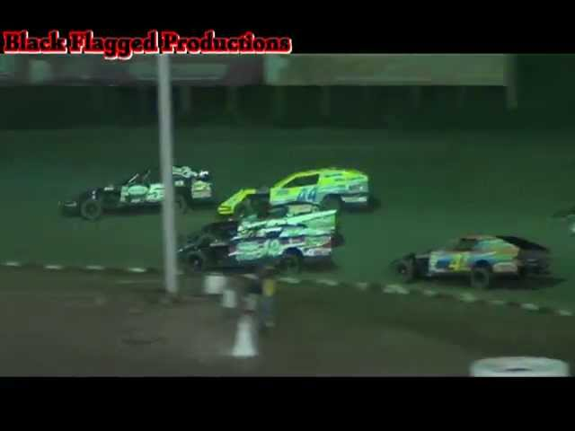 IMCA Modified Main Event From CSP Sept 21st 2013