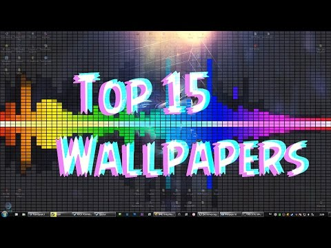 Top 15 Wallpapers for Wallpaper Engine + Links