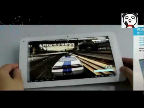 CUBE U30GT 2 Quad Core First reviews RK3188 10.1 Inch Tablet PC HD(1080P)