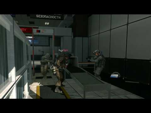 COD MW2 Funny Skits