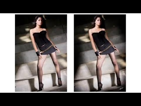 LuchoTV 18 - Sesión de modelaje con monolights y luz natural  - Curso de iluminación fotográfica