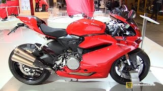 2016 Ducati 959 Panigale - Walkaround - Debut at 2015 EICMA Milan