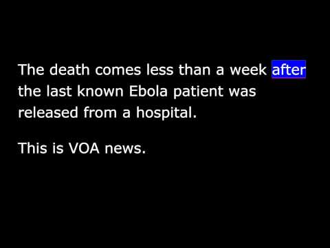VOA news for Monday, August 31st, 2015