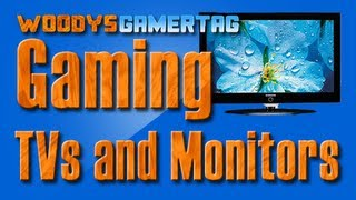 Buying a TV or Monitor for Gaming