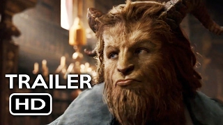 Beauty and the Beast Official Trailer #2 (2017) Emma Watson, Dan Stevens Fantasy Movie HD