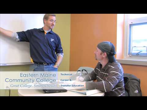 Eastern Maine Community College Student Success Center 60-Second Spot