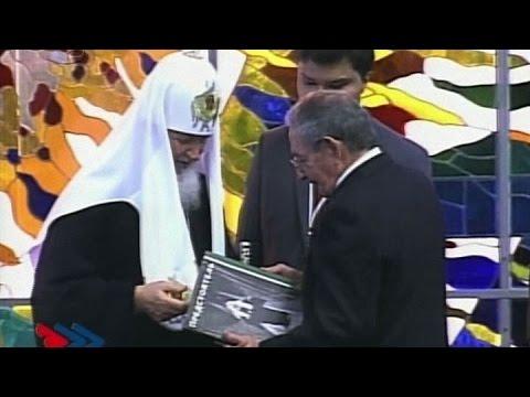 El Papa llegó a Cuba para la histórica reunión con el patriarca de la Iglesia Ortodoxa Rusa