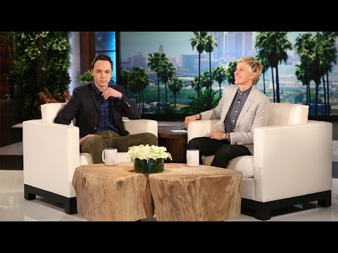 Jim Parsons On His Hollywood Walk Of Fame Star video